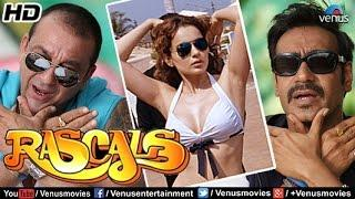 Rascals | Hindi Movies Full Movie | Ajay Devgan Full Movies | Latest Bollywood Full Movies