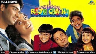 Raju Chacha | Hindi Movies Full Movie | Ajay Devgan Full Movies | Latest Bollywood Full Movies